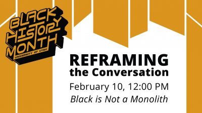 Reframing the Conversation: Black is Not a Monolith