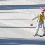 Ride with the Easter Bunny + Egg Hunt