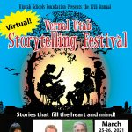 2021 Vernal UTAH Storytelling Festival - Virtual