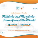 Virtual Junior Readers Theatre: Folktales and Fairytales from Around the World