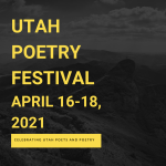 2021 Utah Poetry Festival - ONLINE