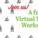 West Jordan Youth Theater's Free Virtual Workshop