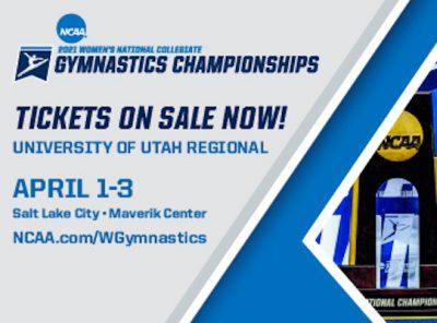 2021 Salt Lake City NCAA Gymnastics Regional