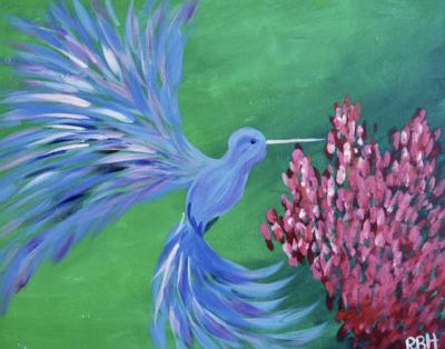 Hummingbird - 21+