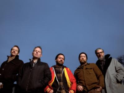 Vincent Draper & The Culls: Backyard Show