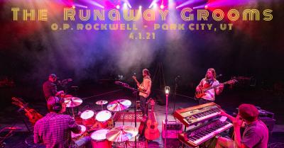 The Runaway Grooms in Concert