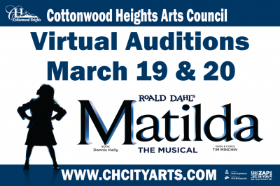 Matilda the Musical-Virtual Auditions