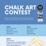 Murray Chalk Art Contest