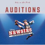 """Auditions for Disney's """"Newsies"""""""