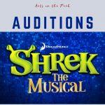 "Auditions for ""Shrek The Musical"""