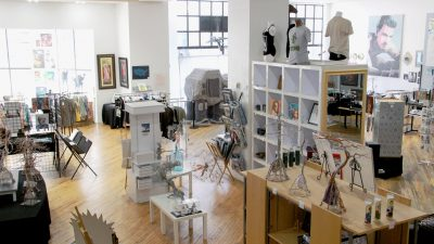 Gallery Associate at Urban Arts Gallery