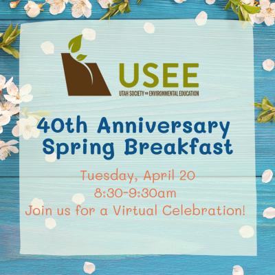 40th Anniversary Virtual Spring Breakfast
