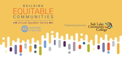 Speaker Series: Building Equitable Communities