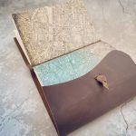 Virtual Leather Journal Crafting