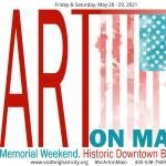 Art on Main - Memorial Day Weekend