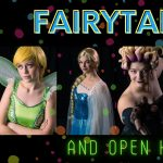 Fairytale Trail and OPPA! Open House