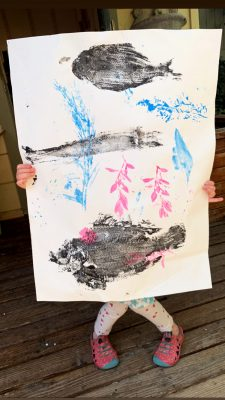 Gyotaku for Kids: The ancient Japanese art of prin...
