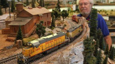 University Place's Model Train Show