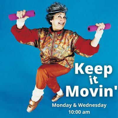 Keep It Movin' Class