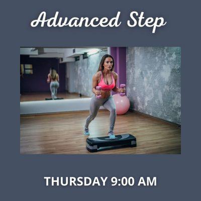 Advanced Step Class