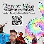 Bunny Fête Easter Vaudeville Revival