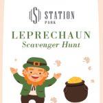 Leprechaun Scavenger Hunt