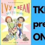 TKE presents ONLINE | Annie Barrows & Sophie Blackall | Ivy and Bean Get to Work!