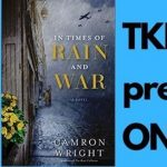 TKE presents ONLINE   Camron Wright   In Times of Rain and War