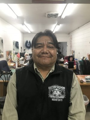 Pioneers and Paiutes at Pioneer Museum