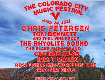 5th Annual Colorado City Music Festival