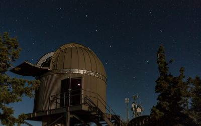 "Virtual Star Party Using the 32"" Willard Eccles Observatory Telescope"