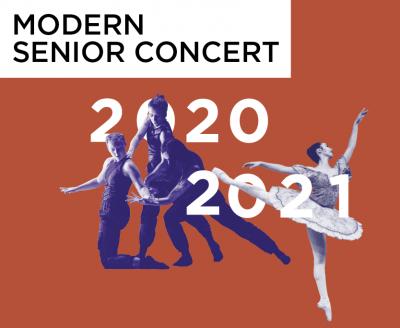 School of Dance: Modern Senior Concert (Virtual)