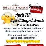Second Saturday: Egg-citing Animals