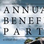 Annual Benefit Party - a virtual affair