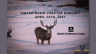 Uintah Basin Chapter Banquet Mule Deer Foundation