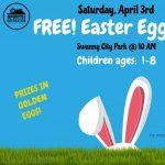 Moab Easter Egg Hunt 2021