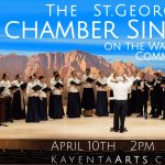St. George Chamber Singers Perform