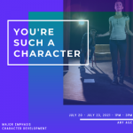 You're Such a Character