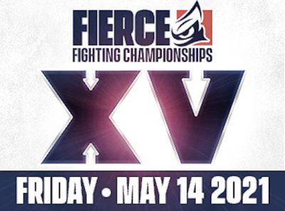 Fierce Fighting Championship XV
