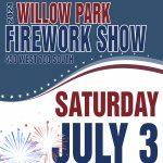 2021 Logan Fireworks Show