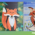 Fox or Flower Fox - All Ages