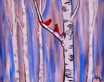 Aspen Lovebirds - 21+