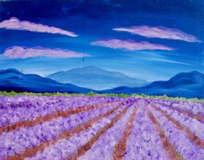 Lavender Fields - 21+