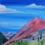 Outdoor Pizza & Paint at The Peaks: Mt. Superior
