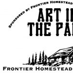 Weekend - Art in the Park