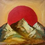 Outdoor Pizza & Paint at The Peaks: Fire Sun