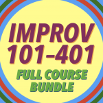 Improv 101–401 with Shae McCombs & Zach Atherton