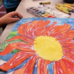 Art Camp with Nancy Andruk Olson- Ages 5-12