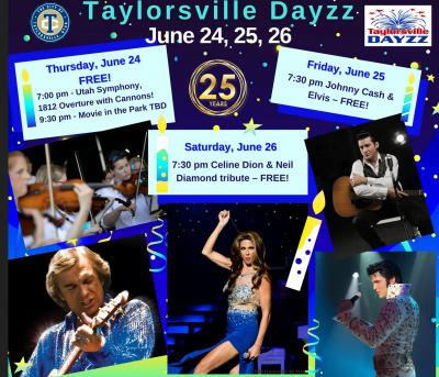 2021 Taylorsville Dayzz