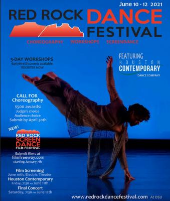 Red Rock Dance Festival 2021